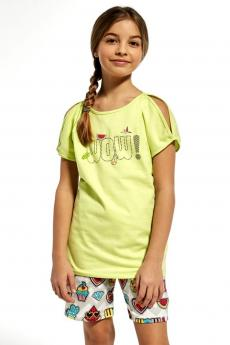 girls' pajama 242/61 Young Wow