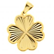 Golden pendant 41906