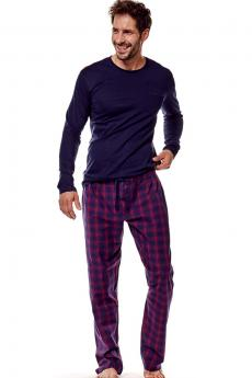 Men's pajama 36216 Ghost 59x blue