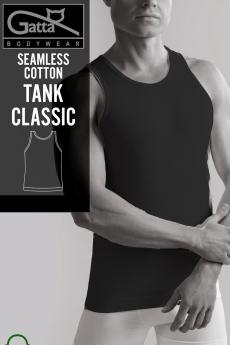Men's t-shirt Tank classic 2407s black