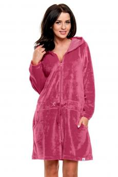Woman bathrobe 1008 Lady pink