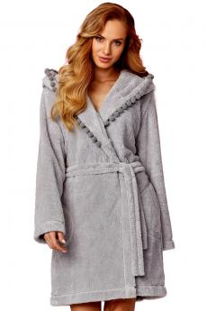 Woman bathrobe 8142 crystal