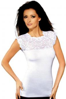 Woman blouse Elina white