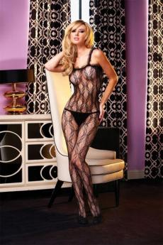 Woman bodystocking EH425-BLK