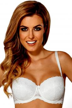 Woman bra Elise II white