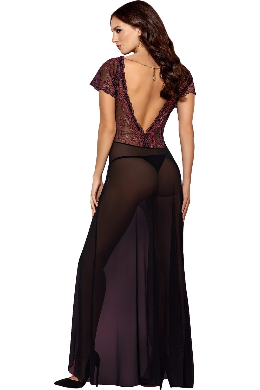 смотреть сексуальные длинные платья