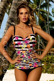 Woman one piece swimsuit 8060 O18