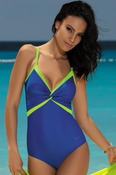 Woman one piece swimsuit F30-612