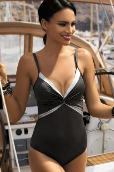 Woman one piece swimsuit F30-613