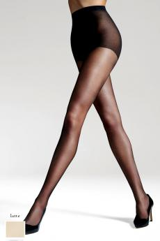 Woman tights Laura latte