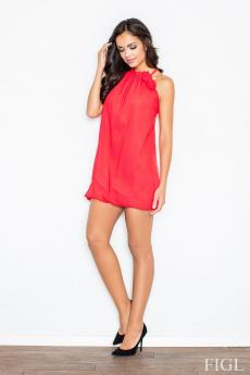 Woman tunic M065 red