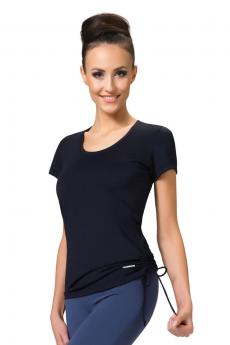 Women sport shirt Dominika II black