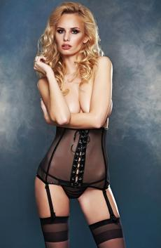 Women's erotic corset Bailey