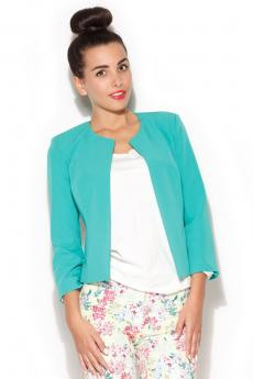 Women's jacket K179 green