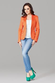 Women's jacket M108 orange