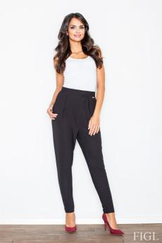 Women's jeans and trousers M418 black