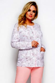 Women's plus size pajama 2126 01