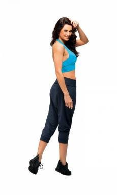 Women's sports trousers Creola I black